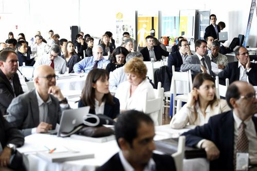 Nominees from LLGA2012 at the LLGA | Cities Summit in Rio de Janeiro, Brazil